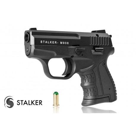 Pistolet alarmowo - hukowy Stalker M 906