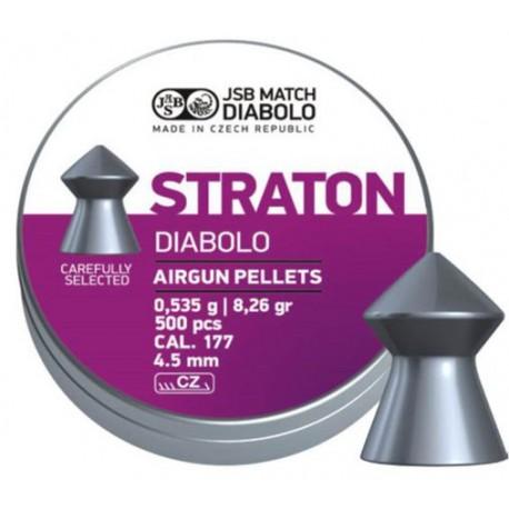 Śrut JSB Diabolo Straton 4,5 mm