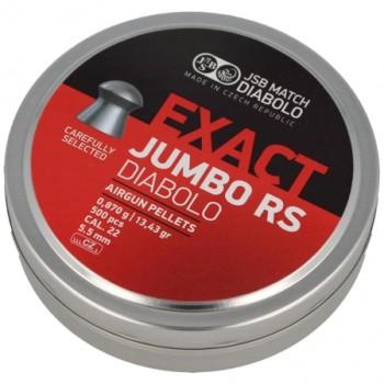 Śrut JSB Diabolo Exact Jumbo RS 5,5 mm