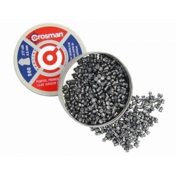 Śrut Crosman Pointed 4,5 mm