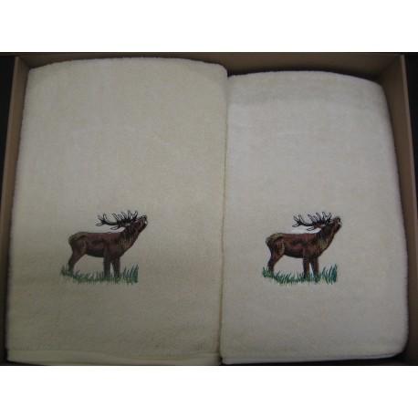 Komplet ręczników - BYK