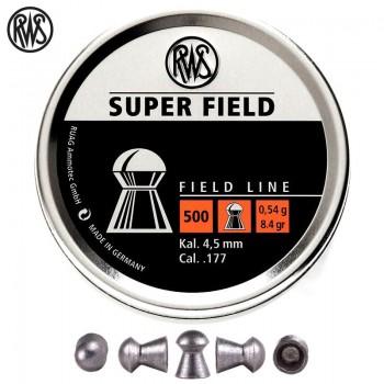 Śrut RWS Super Field kal. 4,52 mm